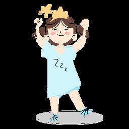 Ropa de dormir princesa genial