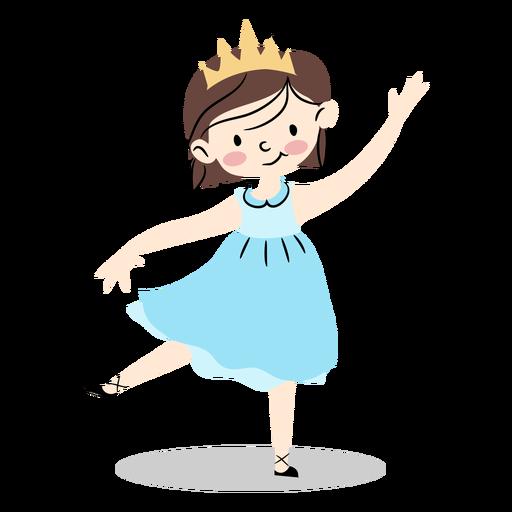 Cute dress princess