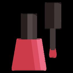 Cute flat nail polish