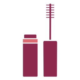 Cute mascara brush makeup