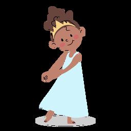 Camisón princesa linda