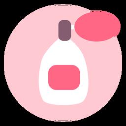 Lindo perfume de princesa