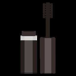 Cepillo de rimel plano