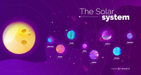 Solar System Cover Design