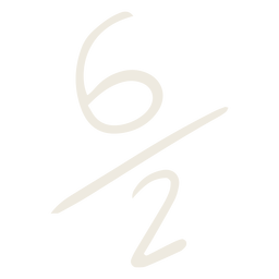 6 garabatos divididos 2