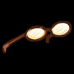 Ilustración de gafas