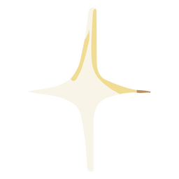 Ilustração estrela simples