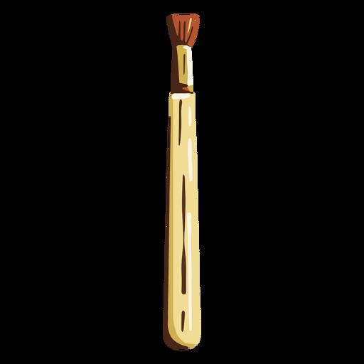 Painting brush illustration