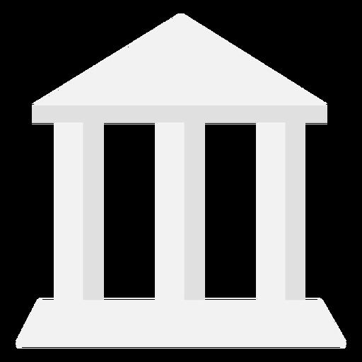 Icono plano Panteón