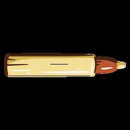 Pen school illustration