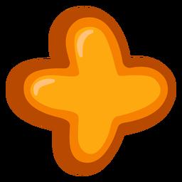 Símbolo más brillante