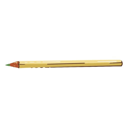 School pencil illustration
