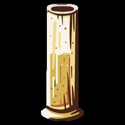 Test tube illustration test tube