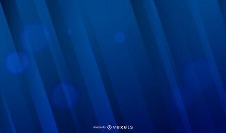 Fondo abstracto de líneas azules