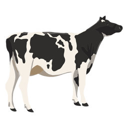 Animal cow illustration
