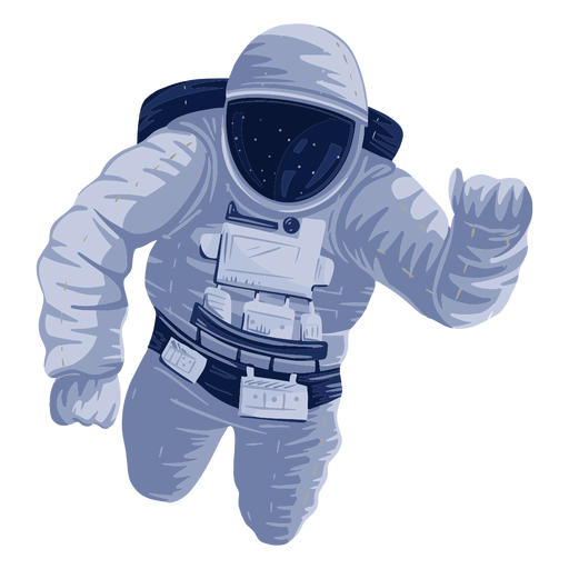 Astronaut Thumbs Up Png : Please use search to find more ...