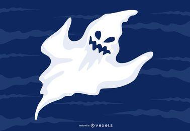 Ghost Charakter Abbildung