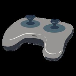 Ilustração de joystick de jogos