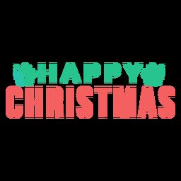 Letras de Natal feliz