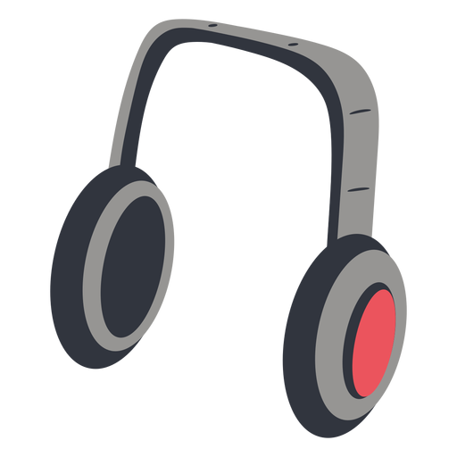 Ilustración de música de auriculares