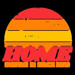 Inserción en el hogar desde la insignia 2020