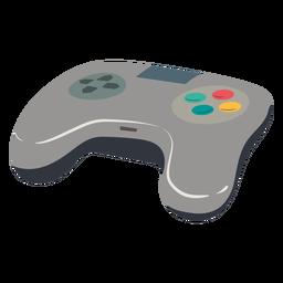 Ilustração de jogador de joystick