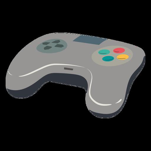 Joystick gamer illustration
