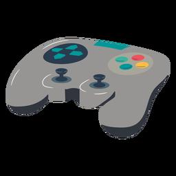 Ilustración de juegos de joystick