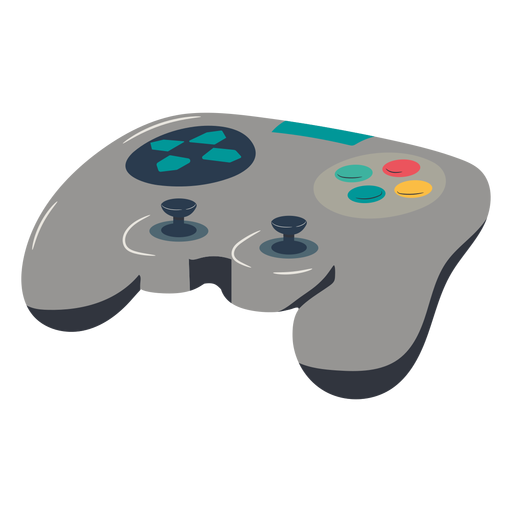 Joystick gaming illustration Transparent PNG