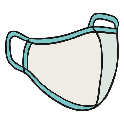 Pitta mask illustration Transparent PNG