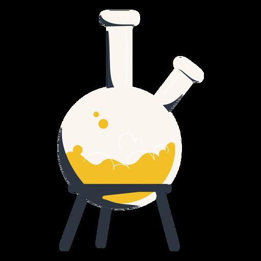 Round bottom flask experiment illustration round flask