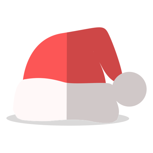 Santa claus hat illustration