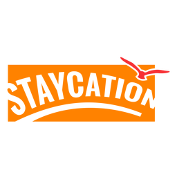 Insignia de vacaciones de vacaciones