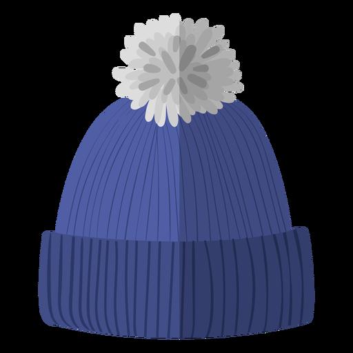 Ilustração de chapéu de gorro de inverno Transparent PNG