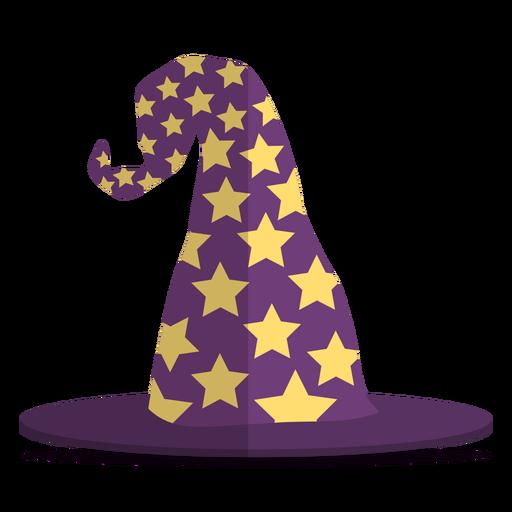 Ilustración de sombrero de mago