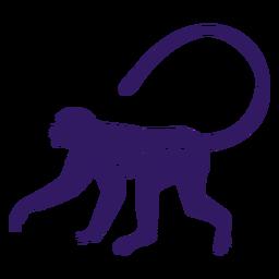 Chinese horoscope monkey composition