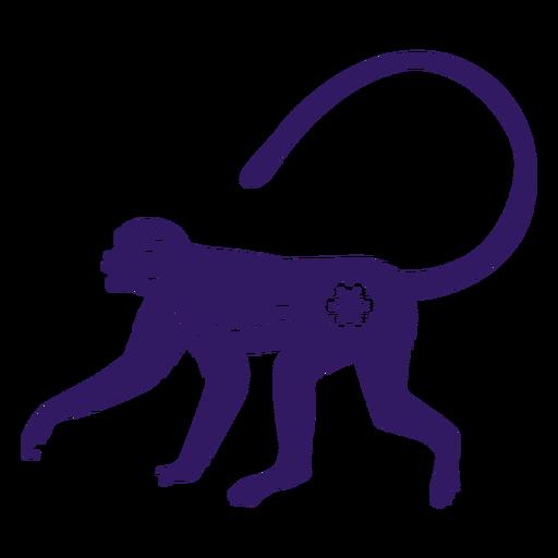 Composici?n del mono del hor?scopo chino