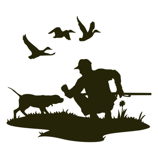 Cachorro farejador caçador