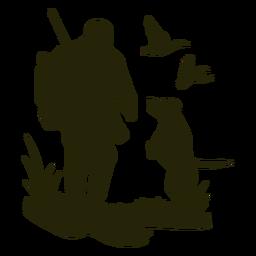 Jagd zu Fuß