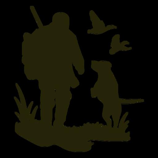 Hunting walking
