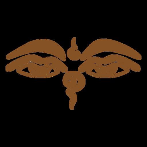 Indian symbols goddess durga