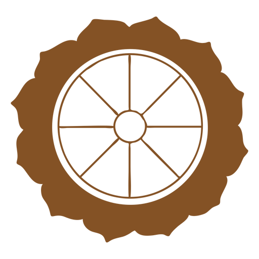 Indian symbols lotus
