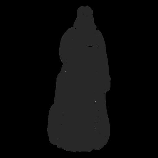 Islamic women veil clad front facing