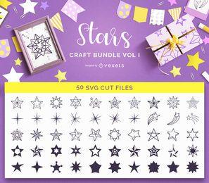 Estrelas Craft Bundle Vol I