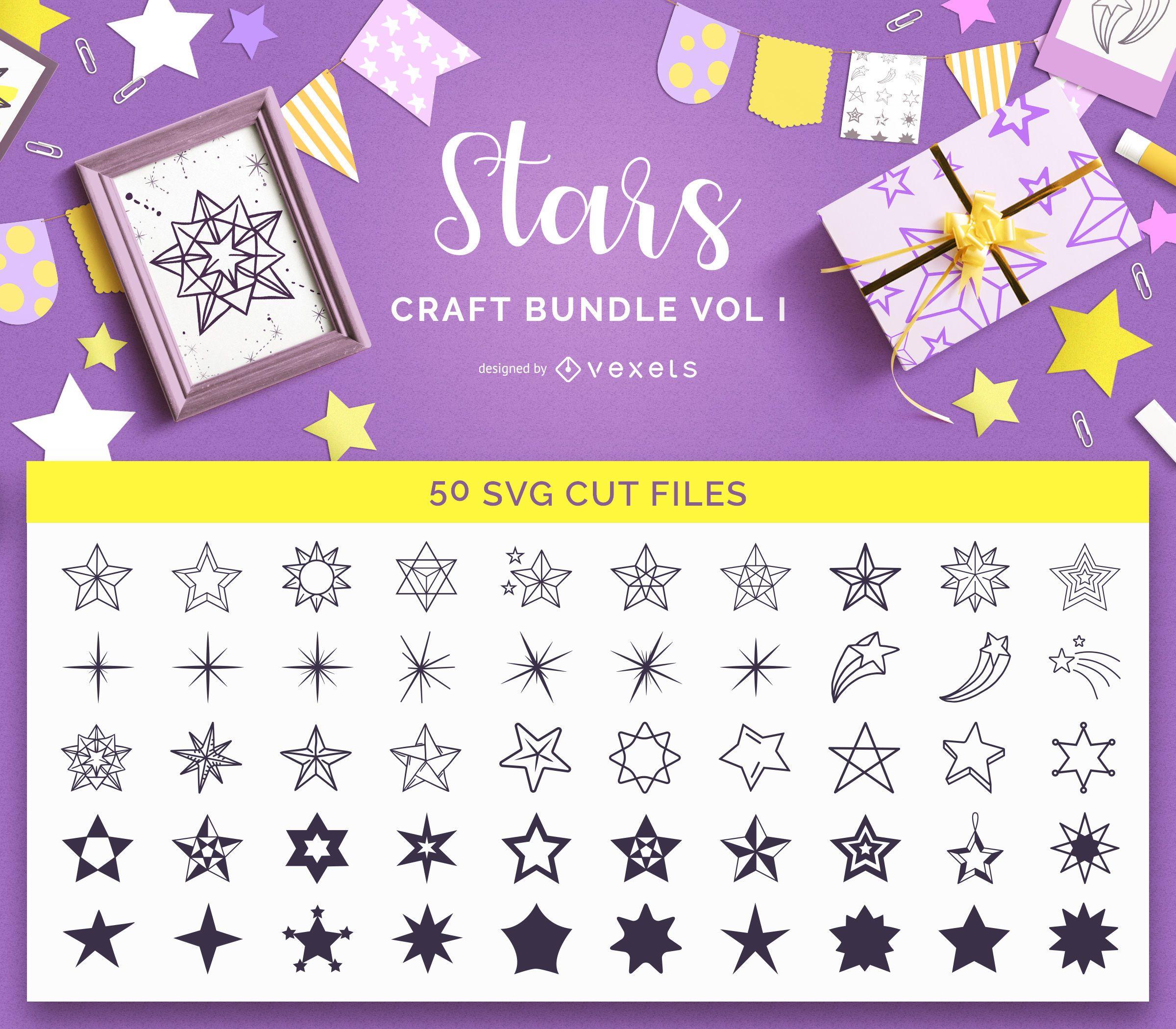Paquete Stars Craft Vol I