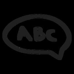 ABC na bolha do discurso