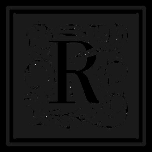 Carta art noveau r