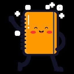 Desenho de caderno bonito