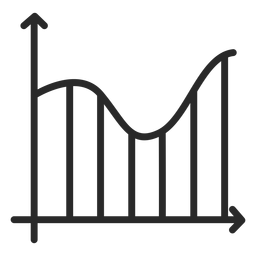 Trazo de curva gráfica