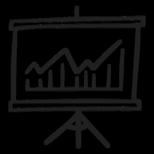 Graph presentation doodle